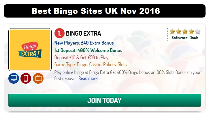 7 FACTS ABOUTBEST BINGO SITES UKTHAT WILL BLOW YOUR MIND