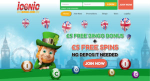 Grab Incredible Bonus Packages Like Never Before Only At Iconic Bingo