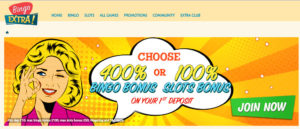 Bingo Extra is An Emerging Online Bingo Site in UK