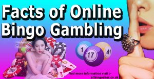 Facts of Online Bingo Gambling