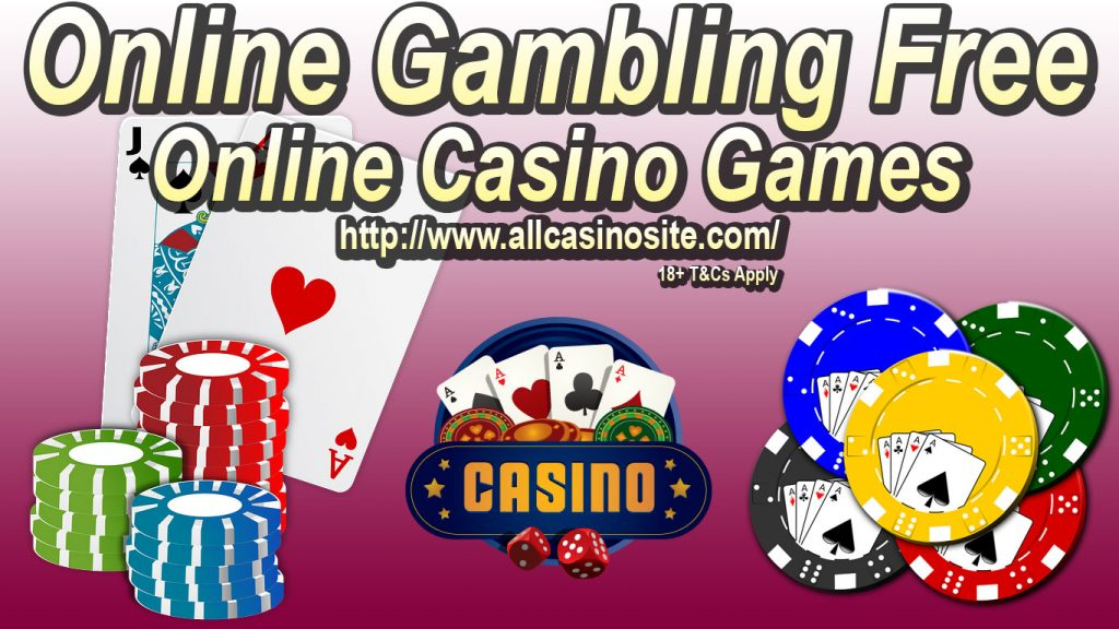 online gambling free casino games
