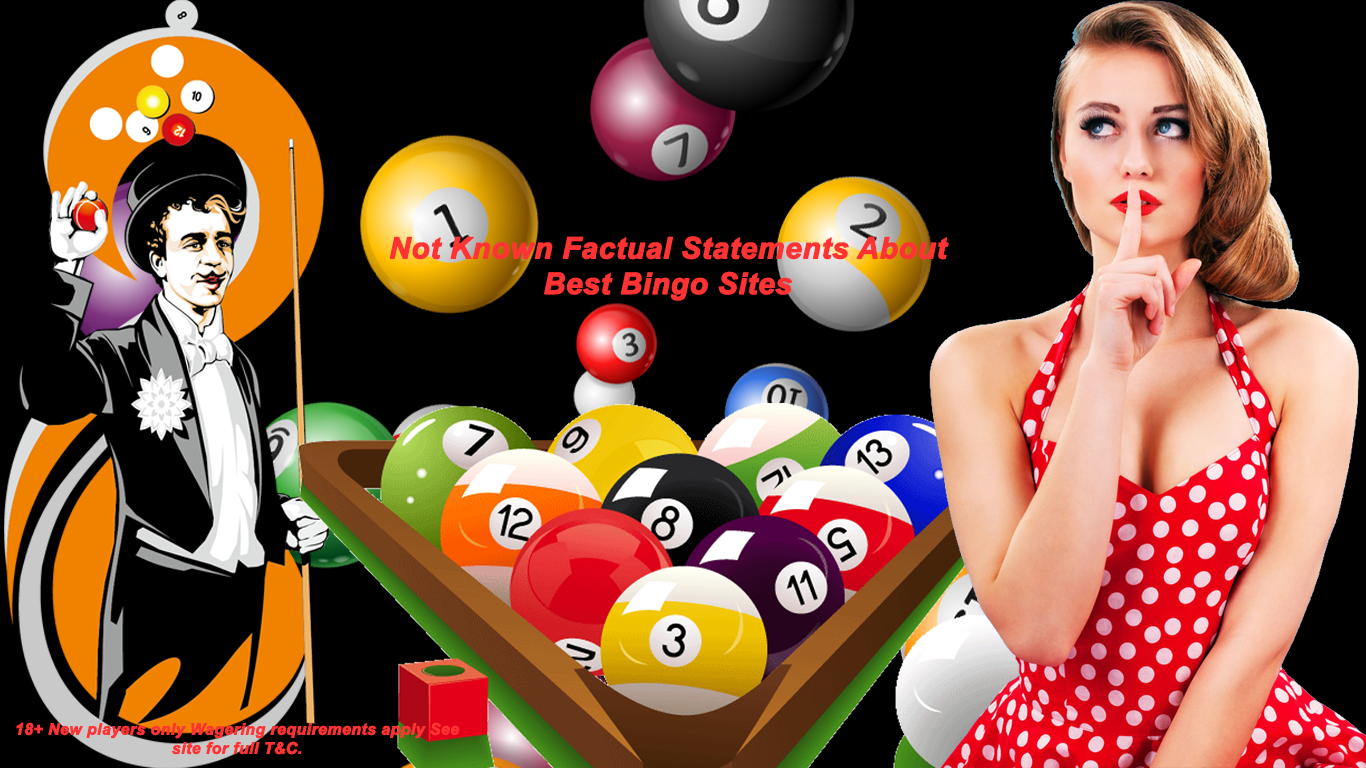 Not Known Factual Statements About Best Bingo Sites