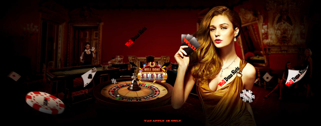 Play New UK Online Slots at Well Done Slots
