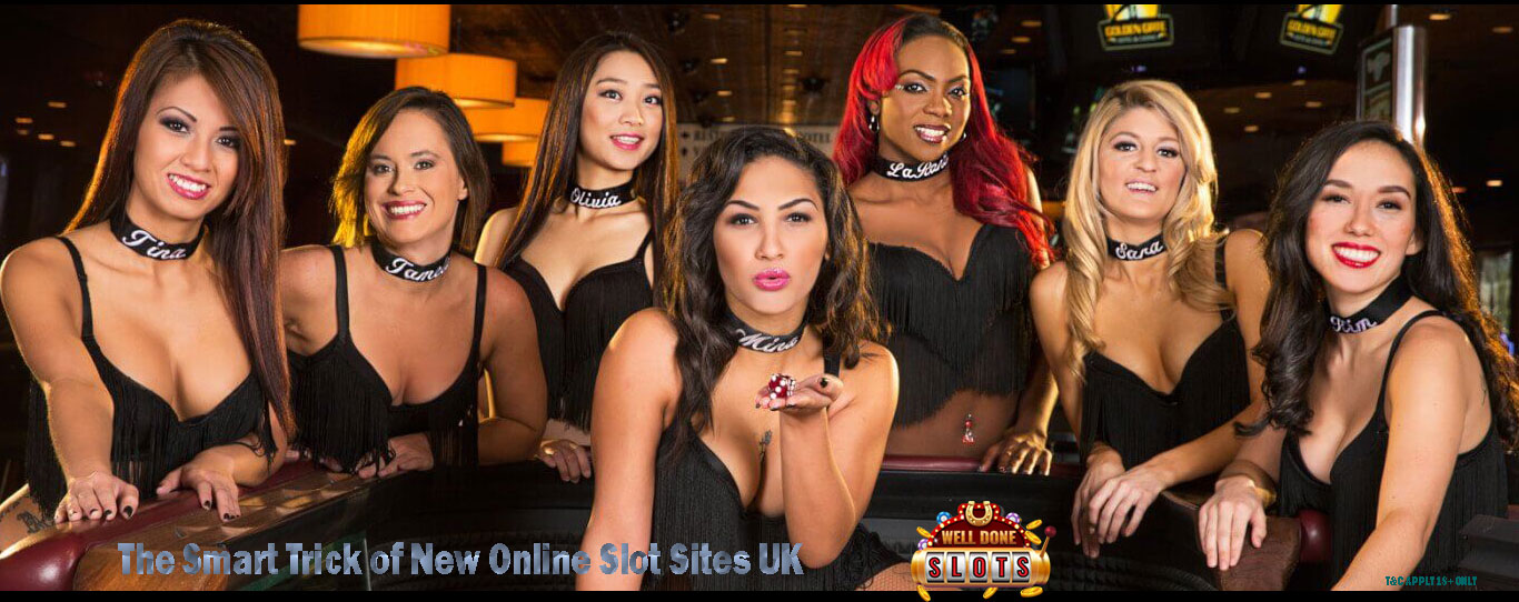 The Smart Trick of new online slot sites uk That Nobody is Discussing