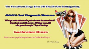The Fact About Bingo Sites UK That No One Is Suggesting