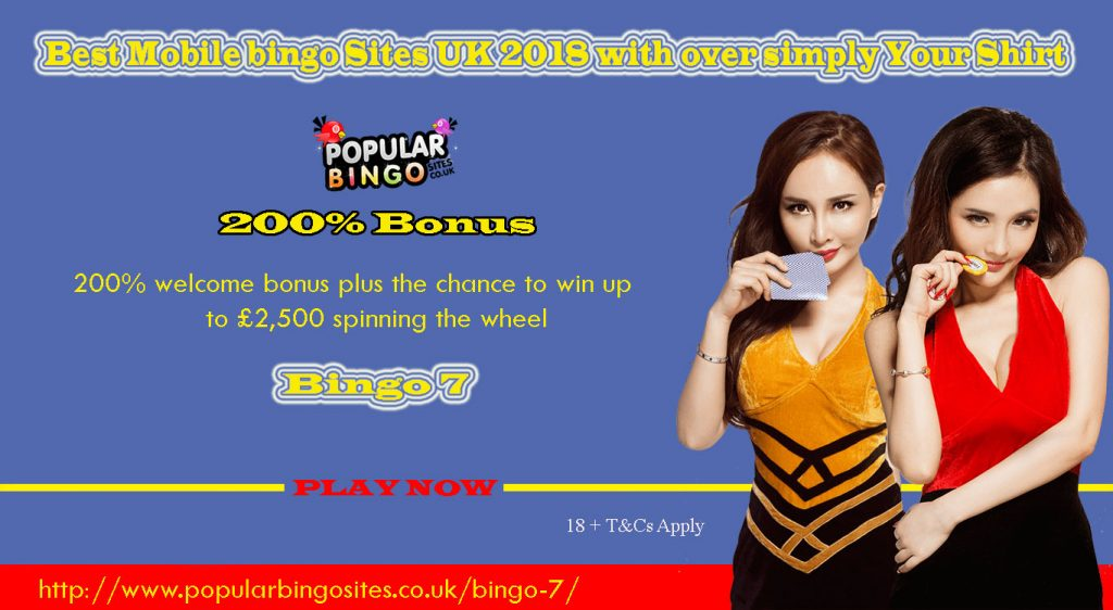 Best Mobile bingo Sites UK 2018