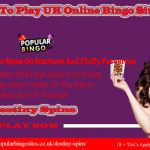 Learning To Play UK Online Bingo Sites 2018