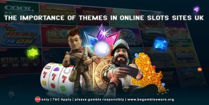 The Importance of Themes in Online Slots Sites UK
