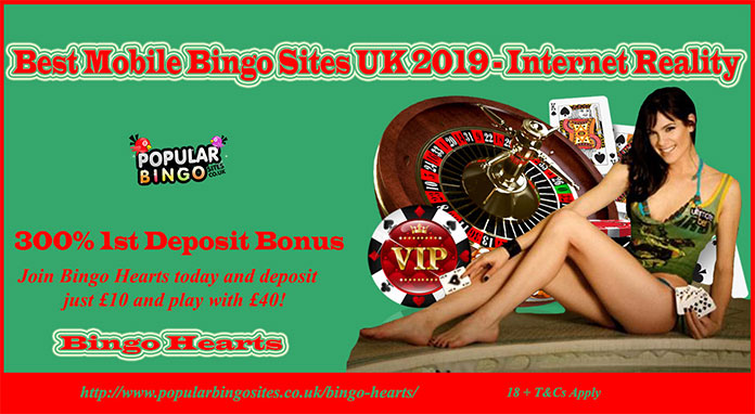 Best Mobile Bingo Sites UK 2019 – Internet Reality