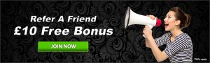 Refer a Friend Best New Online Casino Bonus UK