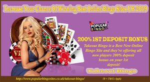 Increase Your Chance Of Winning Best Online Bingo Sites UK 2019