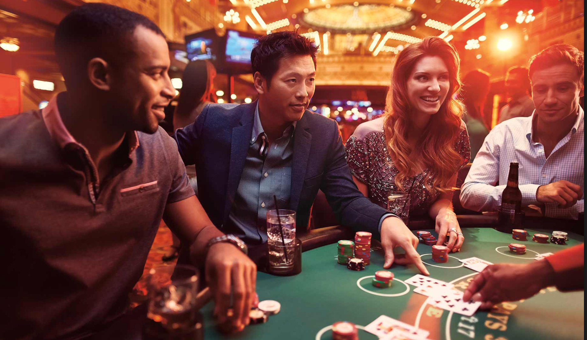 The unhealthy facet of latest casinos