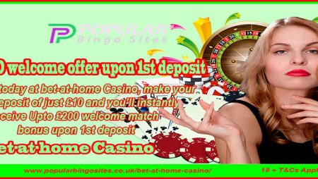 Play Best Online Casino Sites UK 2019 and Win Money