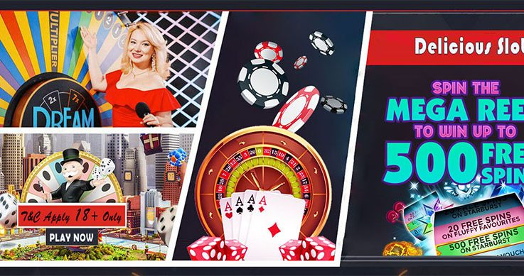 All in relation to gambling new online slot sites UK
