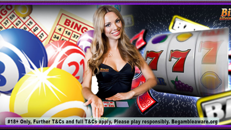 Find the perfect online bingo sites playing games